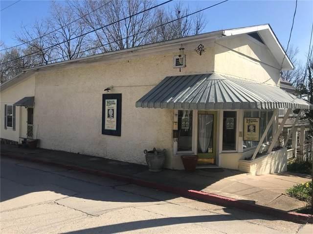 75 Mountain Street, Eureka Springs, AR 72632 (MLS #1177907) :: McNaughton Real Estate