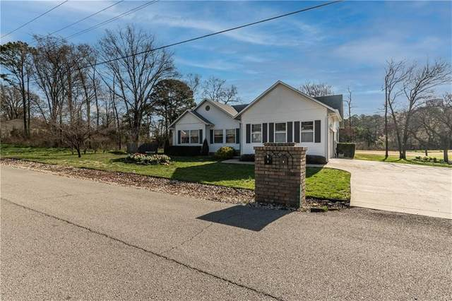 4 Indian Wells Drive, Holiday Island, AR 72631 (MLS #1177935) :: NWA House Hunters   RE/MAX Real Estate Results