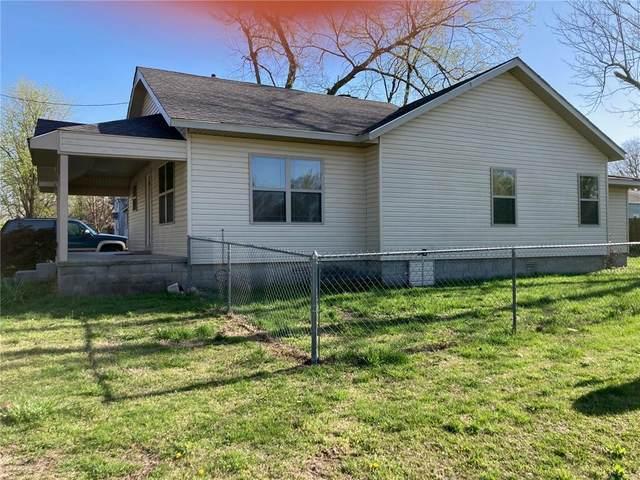 639 Collyge, Westville, OK 74965 (MLS #1179817) :: Elite Realty