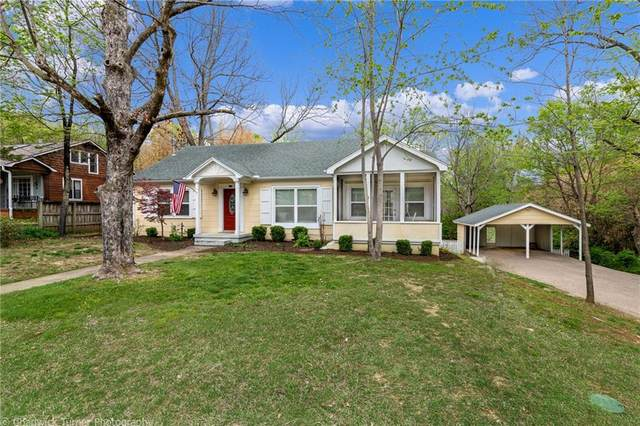 971 Rush Drive, Fayetteville, AR 72701 (MLS #1180116) :: Five Doors Network Northwest Arkansas