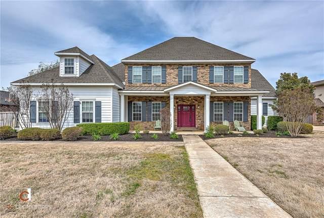 2703 W Murfield Drive, Rogers, AR 72758 (MLS #1180725) :: Five Doors Network Northwest Arkansas