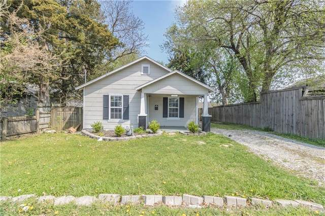1004 W Center Avenue, Springdale, AR 72764 (MLS #1180812) :: NWA House Hunters | RE/MAX Real Estate Results