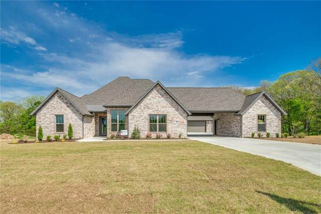 21161 Silent Oak Drive, Fayetteville, AR 72703 (MLS #1181001) :: Five Doors Network Northwest Arkansas