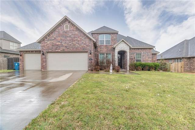 607 SW Meadow Point, Bentonville, AR 72712 (MLS #1181071) :: Five Doors Network Northwest Arkansas