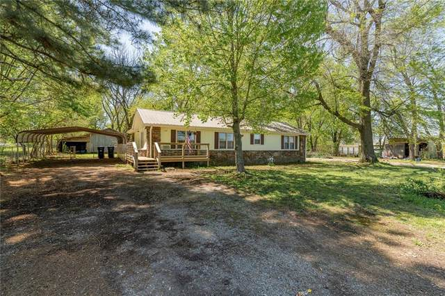307 W Cleveland Street, Prairie Grove, AR 72753 (MLS #1181658) :: Five Doors Network Northwest Arkansas