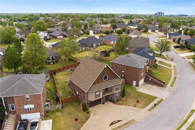 6117 W Pleasant Drive, Rogers, AR 72758 (MLS #1181950) :: Annette Gore Team | EXP Realty