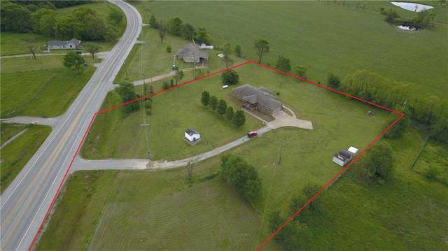 13159 W Hwy 72, Bentonville, AR 72712 (MLS #1183865) :: Five Doors Network Northwest Arkansas