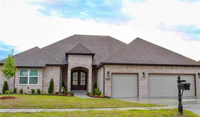 3730 E Spyglass Hill Drive, Fayetteville, AR 72701 (MLS #1183882) :: United Country Real Estate
