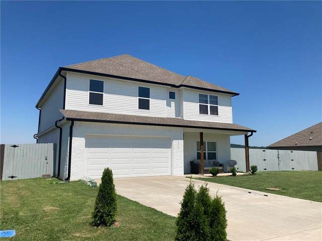 990 Macy Lane, Elkins, AR 72727 (MLS #1185327) :: McNaughton Real Estate
