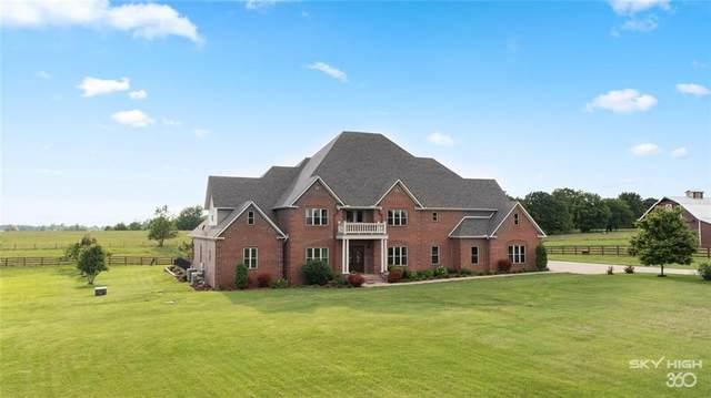 1467 S Pianalto Road, Springdale, AR 72762 (MLS #1185825) :: McNaughton Real Estate
