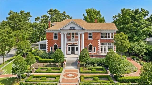 5 W Mount Nord Street, Fayetteville, AR 72701 (MLS #1187440) :: McNaughton Real Estate