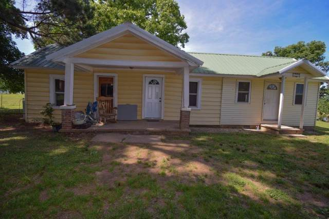 7086 Madison 6041 Road, Elkins, AR 72727 (MLS #1187764) :: United Country Real Estate