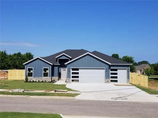 2672 N Justin Drive, Fayetteville, AR 72704 (MLS #1188726) :: Five Doors Network Northwest Arkansas