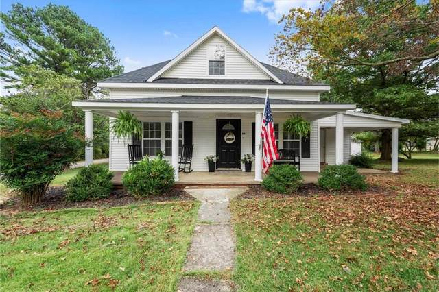 88 Maple Avenue, West Fork, AR 72774 (MLS #1189384) :: NWA House Hunters | RE/MAX Real Estate Results