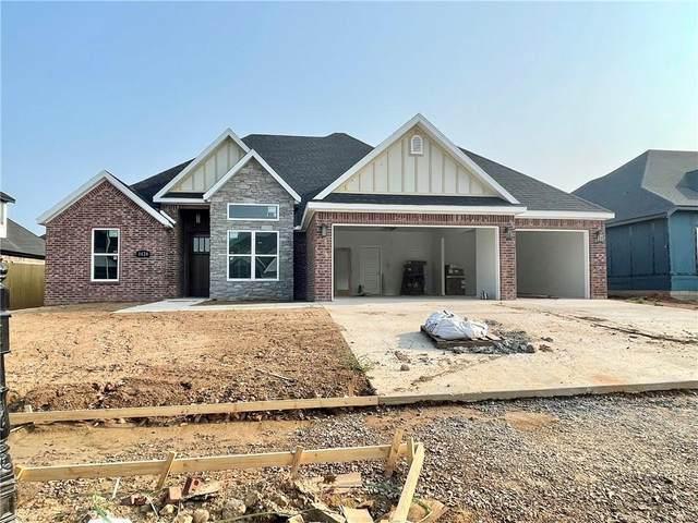 1420 Eureka Road, Centerton, AR 72719 (MLS #1190933) :: Five Doors Network Northwest Arkansas