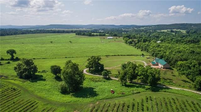 14617 Goshen Tuttle Road, Elkins, AR 72727 (MLS #1190955) :: McNaughton Real Estate