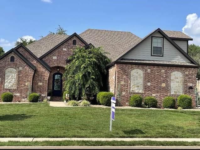 231 Florence Drive, Centerton, AR 72719 (MLS #1191269) :: McNaughton Real Estate