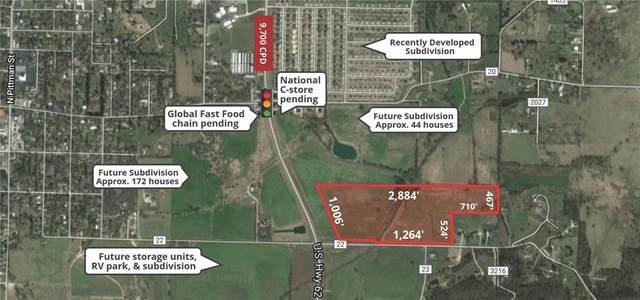 50.93 Acres E Butler Road, Prairie Grove, AR 72753 (MLS #1191428) :: McNaughton Real Estate