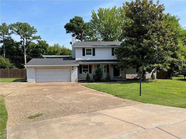 140 W Poplar Street, Fayetteville, AR 72703 (MLS #1191596) :: McNaughton Real Estate