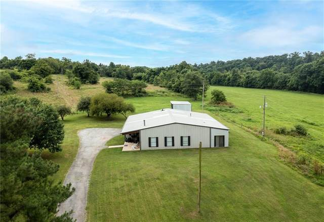 24625 County Road 556 Road, Colcord, OK 74338 (MLS #1191625) :: McNaughton Real Estate