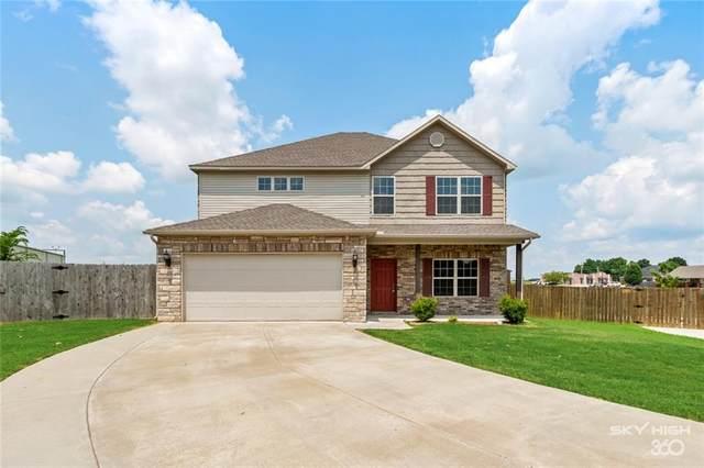 1110 Musket Street, Prairie Grove, AR 72753 (MLS #1191721) :: Five Doors Network Northwest Arkansas