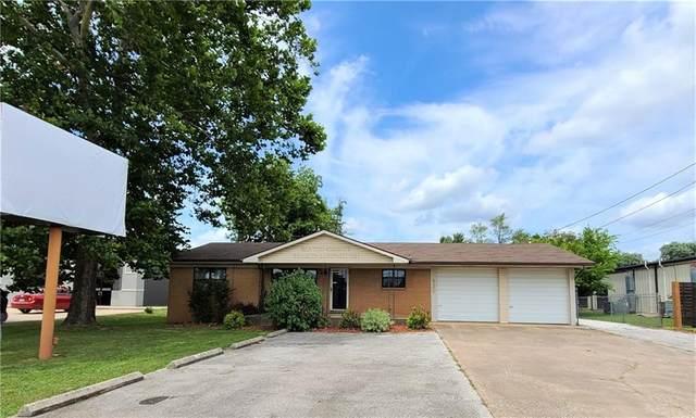 430 W Centerton Boulevard, Centerton, AR 72719 (MLS #1191758) :: McNaughton Real Estate