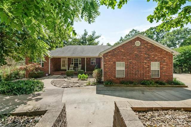 13543 Cardinal Circle, Bentonville, AR 72712 (MLS #1191850) :: McMullen Realty Group