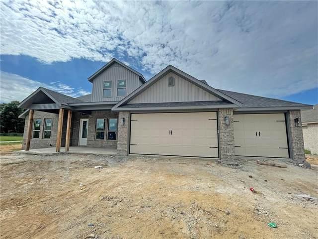 1155 Oak Bend Loop, Springdale, AR 72762 (MLS #1191977) :: McNaughton Real Estate