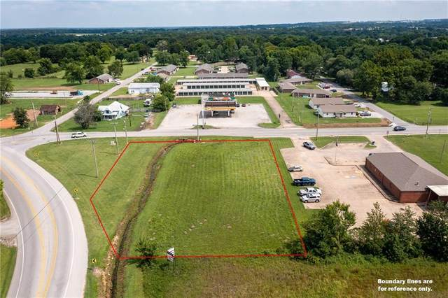 800 W Main Street, Gentry, AR 72734 (MLS #1192016) :: McMullen Realty Group
