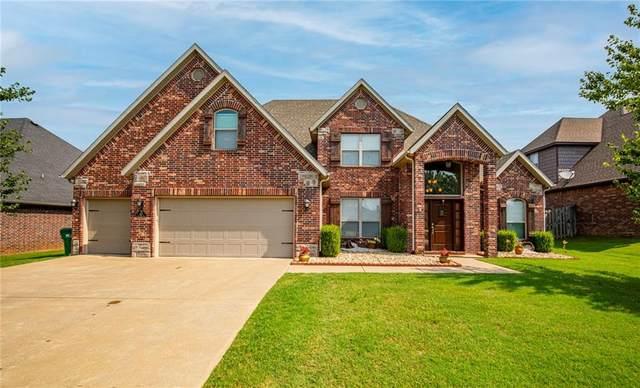 1611 Quailridge Way, Bentonville, AR 72713 (MLS #1192084) :: Five Doors Network Northwest Arkansas