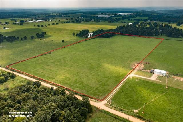 E 535 Road, Colcord, OK 74338 (MLS #1193325) :: McNaughton Real Estate