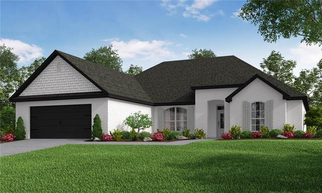 Lot 7A Riverwalk Phase 3, Fayetteville, AR 72701 (MLS #1194533) :: NWA House Hunters   RE/MAX Real Estate Results