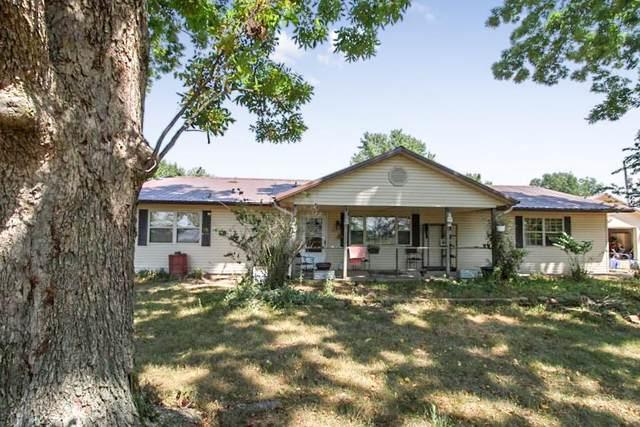 14180 Highway 72, Garfield, AR 72732 (MLS #1194708) :: Five Doors Network Northwest Arkansas