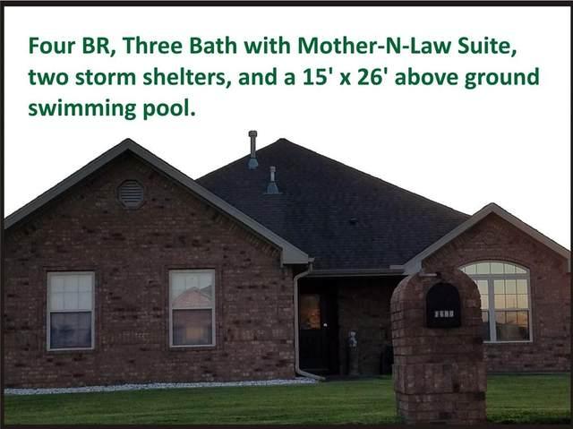 1600 Citation Lane, Prairie Grove, AR 72753 (MLS #1194768) :: NWA House Hunters   RE/MAX Real Estate Results