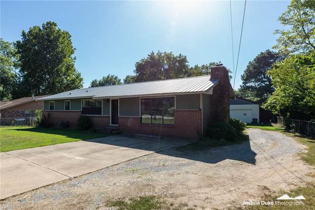 901 S Lake Sequoyah Drive, Fayetteville, AR 72701 (MLS #1195231) :: McMullen Realty Group