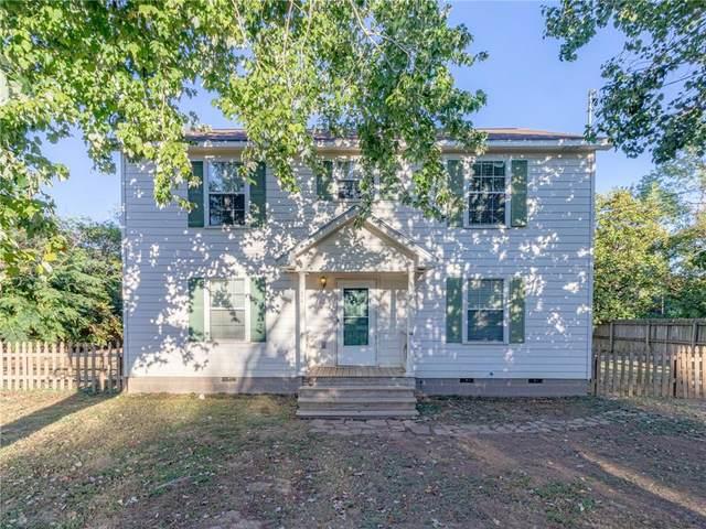 1544 Duncan Avenue, Fayetteville, AR 72701 (MLS #1195270) :: McMullen Realty Group