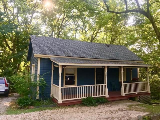 50 Nova Street, Eureka Springs, AR 72632 (MLS #1195297) :: NWA House Hunters   RE/MAX Real Estate Results