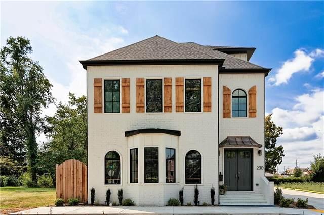 230 SE B Street, Bentonville, AR 72712 (MLS #1195657) :: McNaughton Real Estate