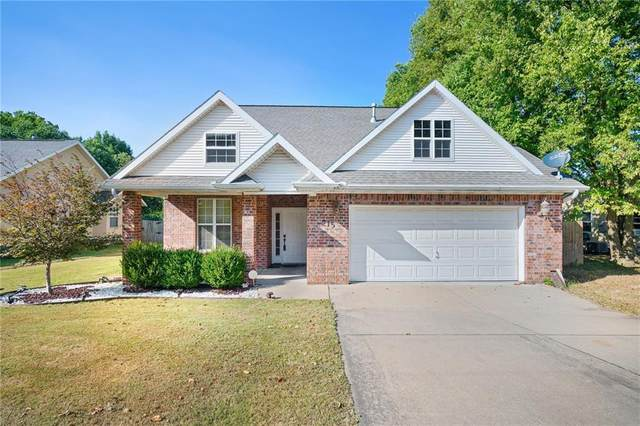 215 E Garland Street, Siloam Springs, AR 72761 (MLS #1197154) :: NWA House Hunters   RE/MAX Real Estate Results