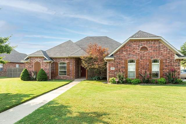4543 W Putting Green Drive, Fayetteville, AR 72704 (MLS #1197489) :: NWA House Hunters | RE/MAX Real Estate Results