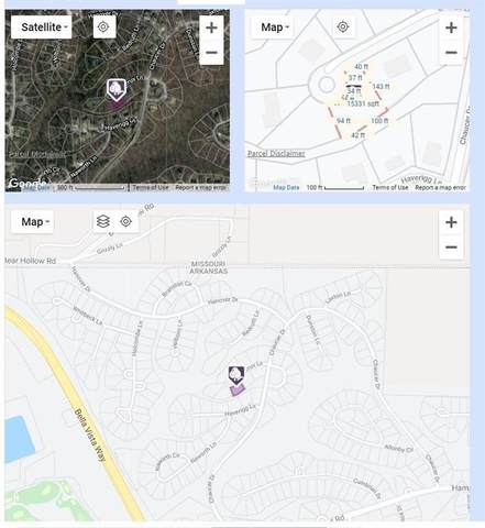 Lot 3, Block 4 Gilcrux Lane, Bella Vista, AR 72714 (MLS #1197800) :: McNaughton Real Estate