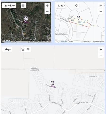 Lot 9, Block 4 Meg, Bella Vista, AR 72714 (MLS #1197845) :: NWA House Hunters   RE/MAX Real Estate Results