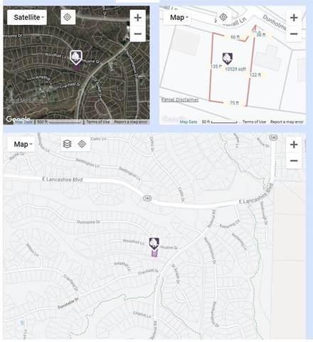 Lot 28, Block 1 Woodhall, Bella Vista, AR 72714 (MLS #1197986) :: Five Doors Network Northwest Arkansas