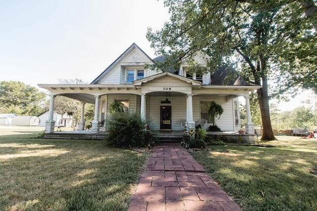 109 E Bush Street, Prairie Grove, AR 72753 (MLS #1198547) :: Five Doors Network Northwest Arkansas