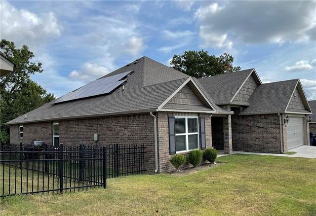 2460 Double Bogey, Prairie Grove, AR 72730 (MLS #1198916) :: Five Doors Network Northwest Arkansas