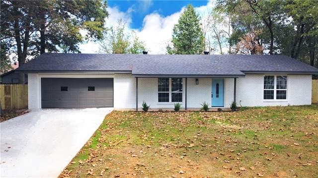 951 Longview Drive, Rogers, AR 72756 (MLS #1199012) :: Five Doors Network Northwest Arkansas