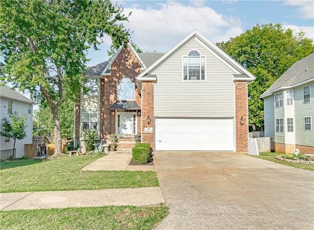 1696 N Stardust Lane, Fayetteville, AR 72701 (MLS #1199486) :: Five Doors Network Northwest Arkansas