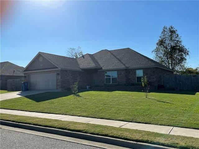 1095 Buck Drive, Pea Ridge, AR 72751 (MLS #1201666) :: McMullen Realty Group