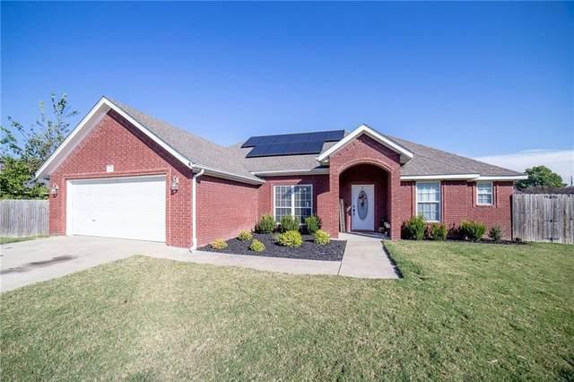 604 Sedgwick Drive, Prairie Grove, AR 72753 (MLS #1201792) :: McNaughton Real Estate