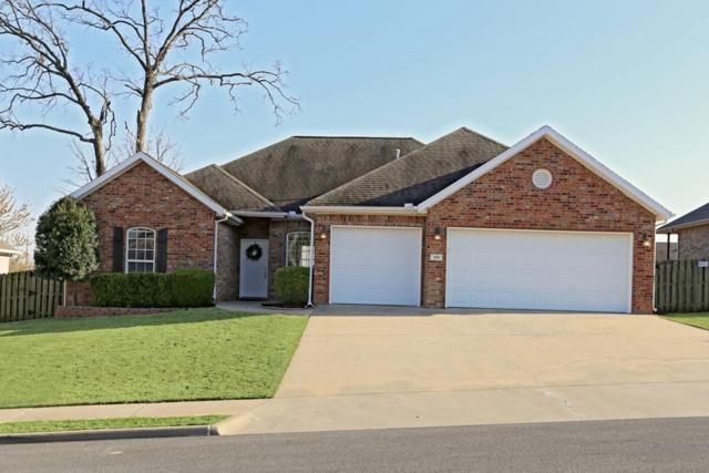 420 Asboth Dr., Centerton, AR 72719 (MLS #10002384) :: McNaughton Real Estate